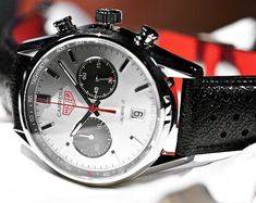 TAG Heuer Carrera – Jack Heuer Limited Edition