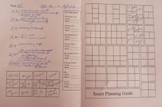 Crop & Create: Project Life - Using the Weekly Planner