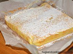 Magic Custard Cake | Hugs and Cookies XOXO