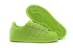 cheaper 3baee cee20 Adidas Women Men Originals Superstar Supercolor PHARRELL WILLIAMS Shoes  SOLAR YELLOW