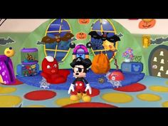 Mickey Mouse Halloween in Mickey Mouse Clubhouse Paint and Play Halloween starring Mickey Mouse