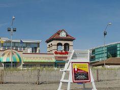 Rehoboth Beach, Delaware...  Grotto Pizza!