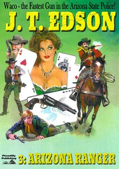 Piccadilly Publishing - Waco Series written by J.T. Edson