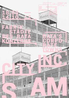 City Inc. | S AM Schweizerisches Architekturmuseum