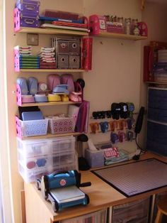 My Crafty Garage by jenny moors - Cards and Paper Crafts at Splitcoaststampers