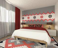 Profile Tradiționale Românești MARAMA Minimalism, Bed, Interior, Modern, House, Furniture, Design, Home Decor, Trendy Tree