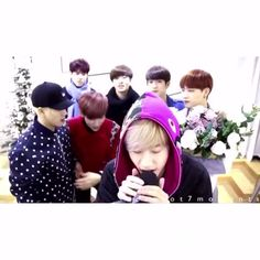 """Watch best got7 moments's Vine, """"HE NEEDS TO BE STOPPED"""""""