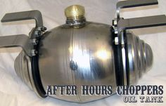 custom oil tank | after hours choppers