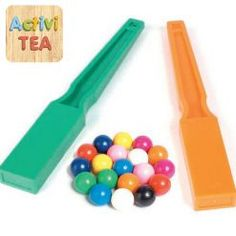 Imprimibles e Ideas! Puzzles, Ideas, Activities For Autistic Children, Infant Activities, Behance, Autism, Painting Pots, Marbles, Teaching Kids