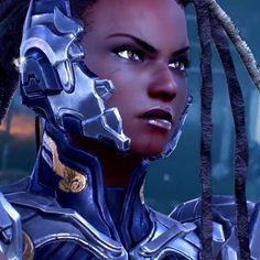 Blacks in Animation, annapexy: Master Raven - Tekken 7