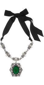 LanvinSwarovski crystal necklace