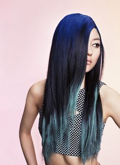 Hair inspiration from Bumble and bumble spray chalk #hairstyles #Sephora @Christina & Rodriguez and bumble.