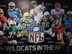 Wildcats in the NFL.