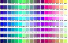 """Cap9 p34""""rojo,verde,claro y oscuro, azul cielo y azul marino, gris claro, blanco y negro."""" Ejemplos de los colors utilizar en los cuadros."""