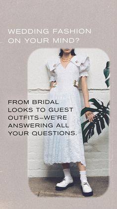 From bridal designers to luxury and high-street retailers, click through for the intel on what the fashion bridal industry looks like right now. Bridal Looks, Bridal Style, Wedding Trends, Wedding Styles, Asos Wedding Dress, Industry Look, Bridal Designers, Solange Knowles, Affordable Wedding Dresses