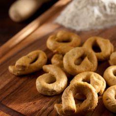 Taralli (biscuits salés italiens)