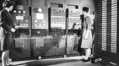 The Forgotten Female Programmers Who Created Modern Tech The Innovators, Walter Isaacson's new book, tells the stories of the people who created modern computers. Women, who are now a minority in computer science, played an outsize role in that history. Computer Programming, Computer Science, Science And Technology, Technology Careers, Human Computer, Engineering Technology, Data Science, Margaret Hamilton, Alter Computer