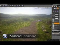 UE4: Landscape Auto Material - YouTube
