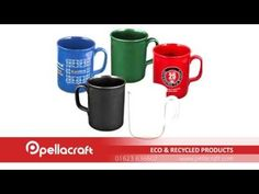 Show your green credentials with our range of eco friendly promotional items and business gifts. Promote your company while reducing your carbon footprint!