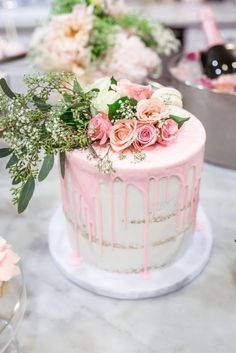 Besides the bride's wedding gown, the wedding cake is an iconic element and centerpiece for all wedding ceremonies. Wedding cakes give a bride and the groom an opportunity to express their personal style and preference with designs and delightful flavors. With the new season of weddings, we've found five of the hottest wedding cake trends of 2017!   {Geode Wedding Cakes}   {Marbled Wedding Cakes}   {Ruffled Wedding Cakes}   {Watercolor Wedding Cakes}   {Woodland Wedding Cakes}   Would you…