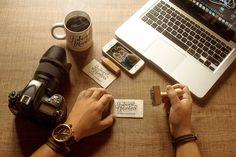 Fotógrafo mostra como refez sua marca transmitindo sua personalidade e gostos através dela