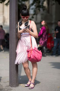 The Best Street Style From Couture