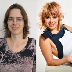 Kadeřnické a kosmetické Studio Jana Burdová— Art of Hair Veronica, New Hair, Studios, Hairstyles, T Shirts For Women, Tops, Art, Fashion, Haircuts