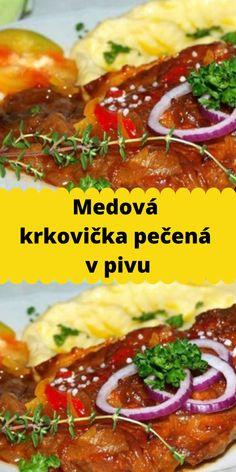 Slovak Recipes, Food And Drink, Menu, Cooking, Menu Board Design, Kitchen, Brewing, Cuisine, Cook