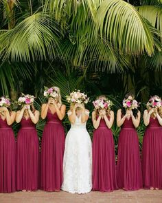 Wedding decorations outdoor summer bridesmaid dresses Ideas for 2019 Summer Bridesmaid Dresses, Wedding Bridesmaids, Wedding Dresses, Bridesmaid Color, Trendy Wedding, Luxury Wedding, Dream Wedding, Wedding Rustic, Wedding Cake