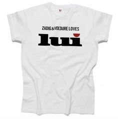 T shirt Zadig Voltaire Lui