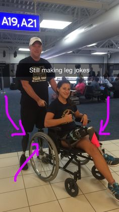 Hey everyone! It's been crazy with the competition season picking up but I wanted to get something in during April as it is Limb Loss Awareness Month! On a flight to a meet I was looking over…