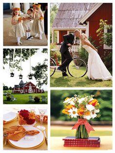 Cute country wedding ideas