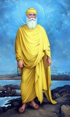 Guru Nanak Dev ji Photo Gallery and Beautiful Wallpapers Guru Nanak Photo, Guru Nanak Ji, Nanak Dev Ji, Guru Granth Sahib Quotes, Sri Guru Granth Sahib, Founder Of Sikhism, Guru Nanak Teachings, Guru Nanak Wallpaper, Guru Nanak Jayanti