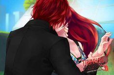Obs: Créditos a Tirinhas Amor Doce. Amor Doce ep 28 - imagem Castiel