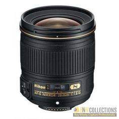 Buy Nikon 28mm f/1.8G AF-S Lens At Rs.74,900 Features :- Nano improved clarity and contrast Cash on Delivery Hassle FREE To Returns Contact # (+92) 03-111-111-269 (BnW) #BnWCollections #Nikon #Lens