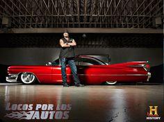 Danny y un Cadillac Fleetwood ´59 - Locos por los Autos, todos los Jueves a las 10PM MEX - COL / 10.30PM VEN / 9PM CHI - ARG