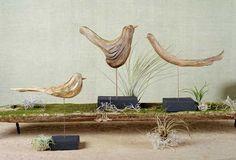 2016-流木の鳥ー12 ★  #流木 #流木アート #流木の鳥 #屋久島アート #インテリア #Bird #DriftwoodArt #Interior