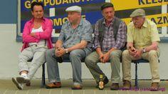 """W 9 serii """"Rancza"""" jedni zasiądą w ławach poselskich, a inni tradycyjnie na ławce pod sklepem. Plan filmowy w Jeruzalu. Fot. Anija (ranczo.org), 2014 rok."""