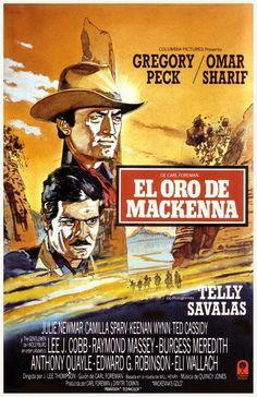Mackenna's Gold | El oro de Mackenna (Mackenna's Gold) (1969)