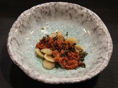 Squid Bolognese at Yuji Ramen