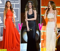 Rihanna Grammys Performance Outfit