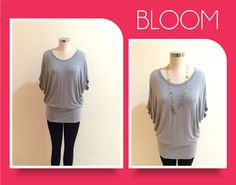This simple plain gray top is elegant and stylish in its own self. #Apparel #OOTD #Style #ShopTillYouDrop #Bloom #Print #top #Womenswear #Trendy #Shortandsweet #DelhiDiaries #IndianFashion #DelhiMalls #Fashionable #shopbloom #fashion