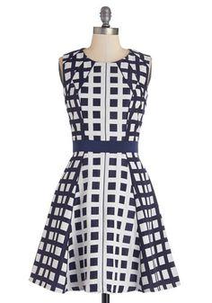 High Rise to the Occasion Dress | Mod Retro Vintage Dresses | ModCloth.com
