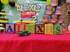 Cumple Toy Story, Ale, Toys, 1 Year, Activity Toys, Ale Beer, Clearance Toys, Gaming, Games