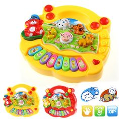 Toddler Kid For Game Baby Girl Educational Toy Xc Early Piano Baby Music BB