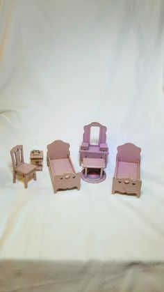 Metal Miniature SLR Camera Furniture Toys 1:12 Dollhouse Accessories Decor 2/_7