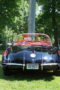 58 Chevy Corvette (1)  | Car photo