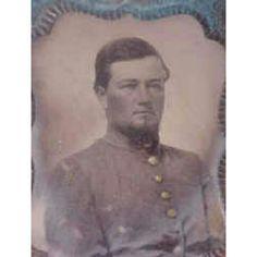 "1st Lt. William D. Chipley, Adjutant, 9th Ky. Inf. ""Orphan Brigade""."