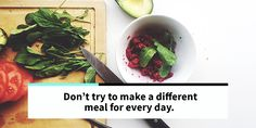 8 Meal Prep Tips From A Healthy Cooking Pro