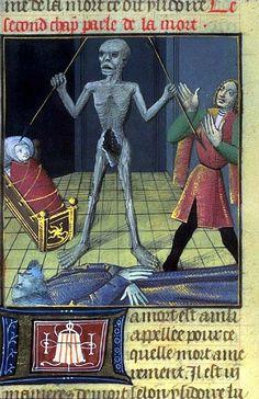 Baile de la muerte